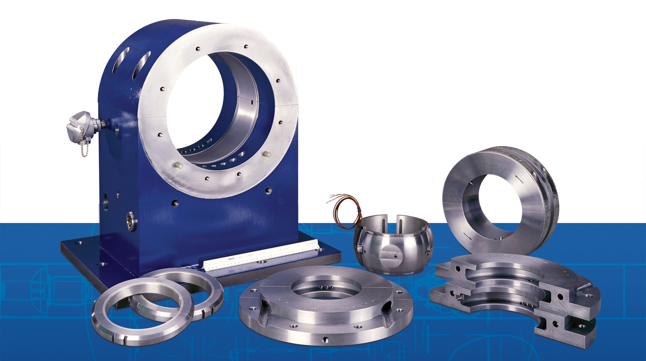 Fluid film bearings