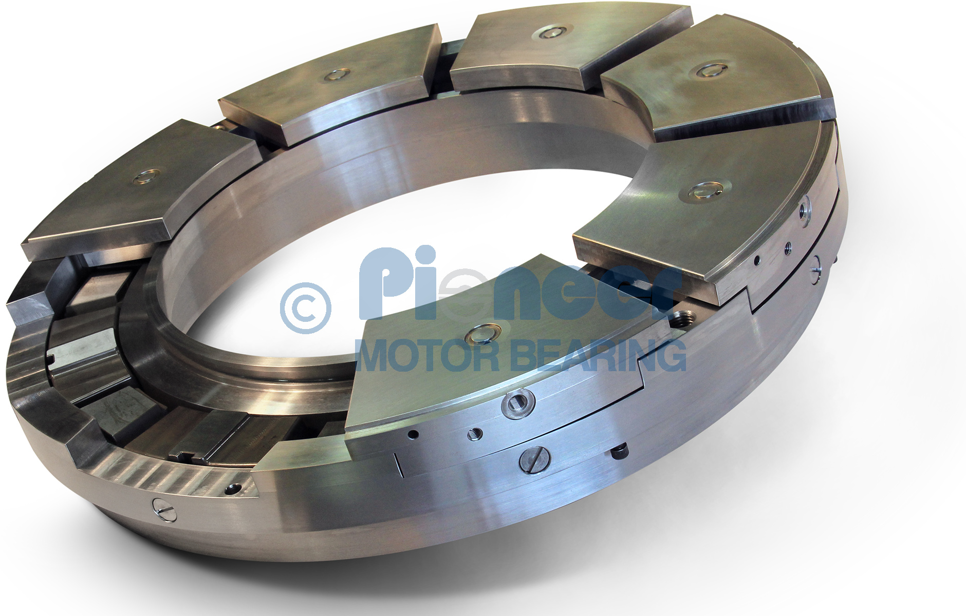 electric motor thrust bearing