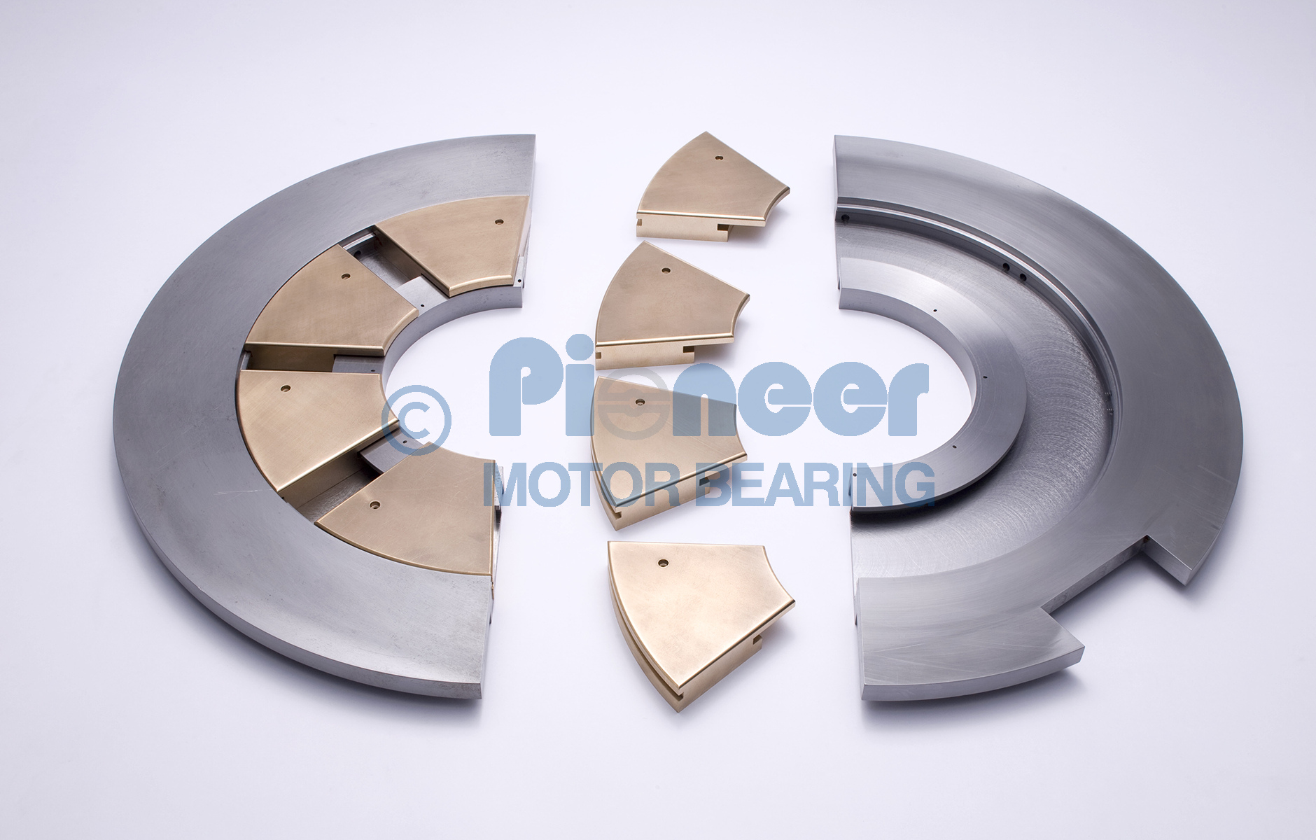 Fluid Pivot® Thrust Bearing Assembly
